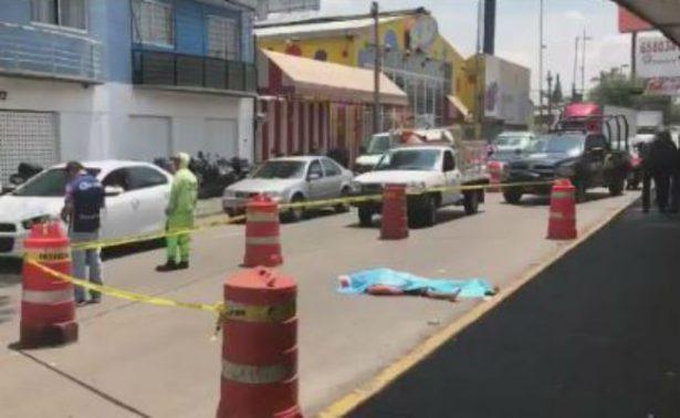 Atropellan a familia en Circuito Interior; muere abuela