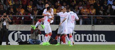 El Toluca gana al Morelia y lo hunde en la porcentual