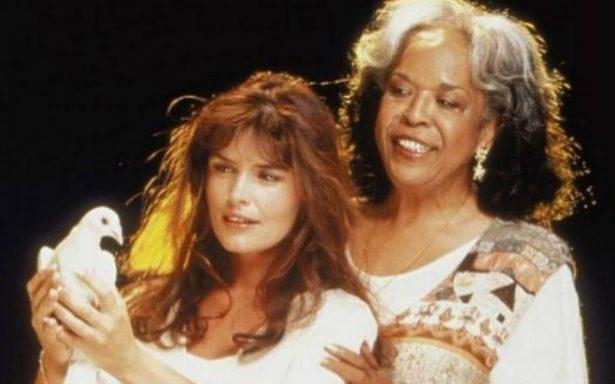 Muere a los 86 años Della Reese, quien protagonizó 'Tocada por un Ángel'