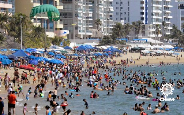 Acapulco inicia el 2018 con 98.4 de ocupación hotelera