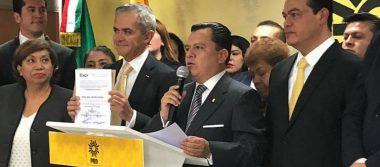 En PRD se privilegiará el diálogo con las demás fuerzas políticas: Mancera
