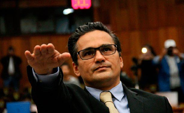 Jorge Winckler Ortiz, Fiscal General de Veracruz hasta 2025