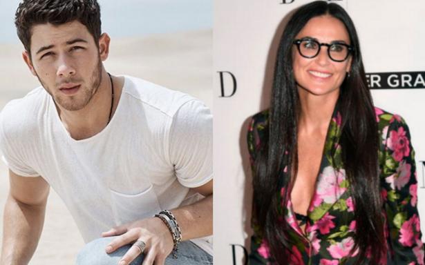 Demi Moore y Nick Jonas, la nueva pareja que demuestra que para el amor no hay edad