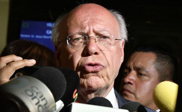 Aún no es tiempo de hablar de  aspiraciones políticas: José Narro