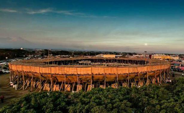 """Inicia construcción de plaza de toros """"La Petatera"""""""