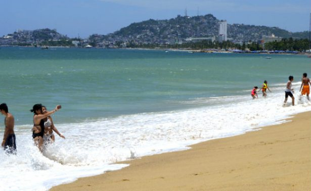 Acapulco registra un 52% de ocupación hotelera