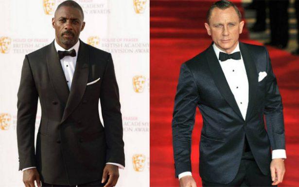 ¿Idris Elba? Él podría ser el próximo James Bond, ¡conócelo!