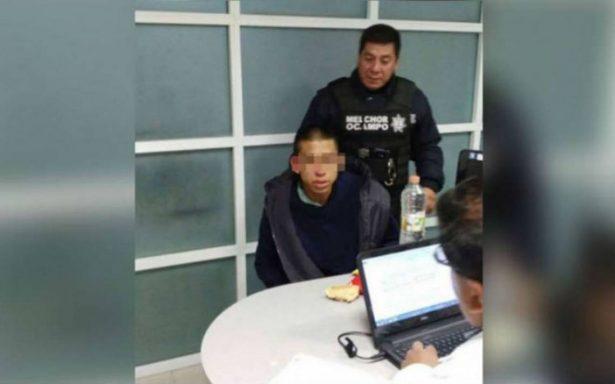 Revela PGJ videos de los 4 días que Marco Antonio Sánchez deambuló por Tlanepantla
