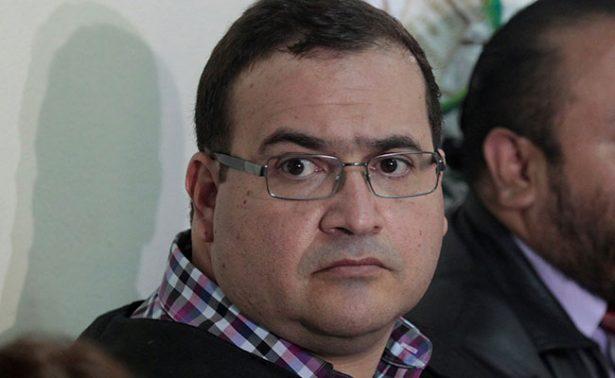 Tribunal en Guatemala recibe petición para extradición de Javier Duarte