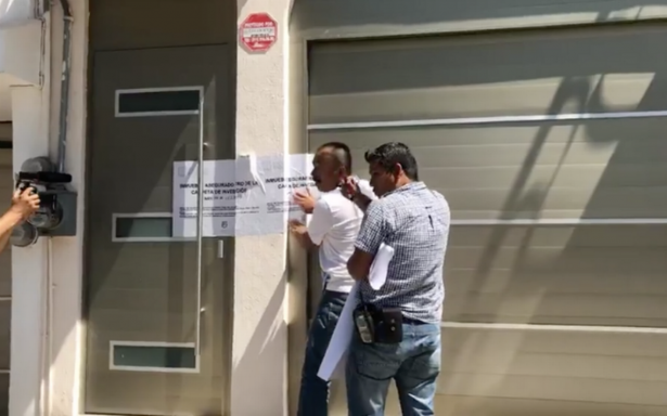 Fiscalía de Nayarit asegura bienes a exgobernador Sandoval y su hija