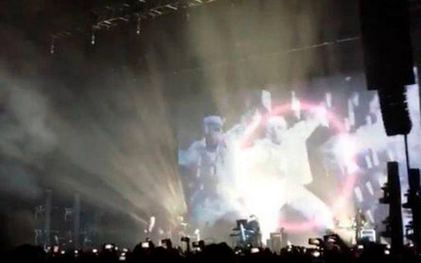 Pet Shop Boys iluminan y ponen a bailar al Palacio de los Deportes