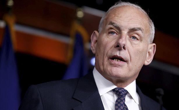 ¿Kelly contradice a Trump? Asegura que muro no será pagado por México