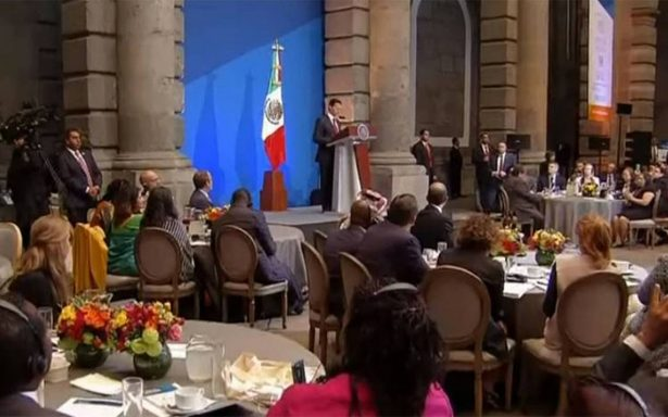 El país trabaja para reducir los riesgos asociados con el cáncer: Peña Nieto