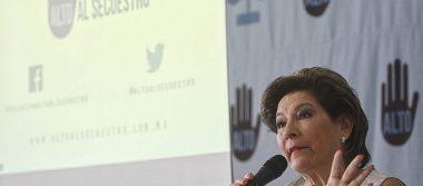 No habrá perdón sin justicia: Miranda de Wallace ante pacificación de AMLO
