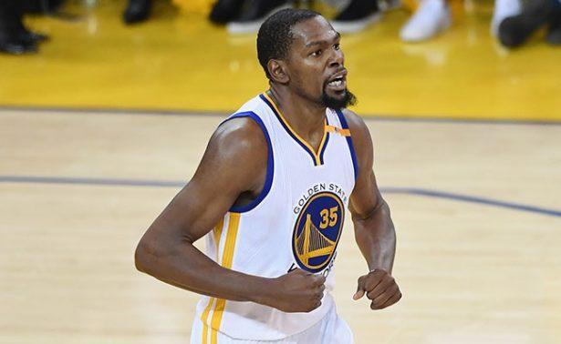 """Durant, es el nuevo """"Rey"""" de la NBA"""