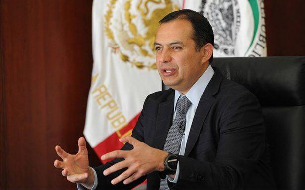 No creo que haya parálisis legislativa: Ernesto Cordero