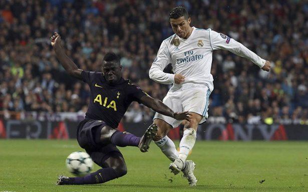 Tottenham le arrebata un punto al Real Madrid en la Champions League