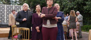 """""""Carmela"""" revela cómo fue la creación de La Casa de las Flores"""