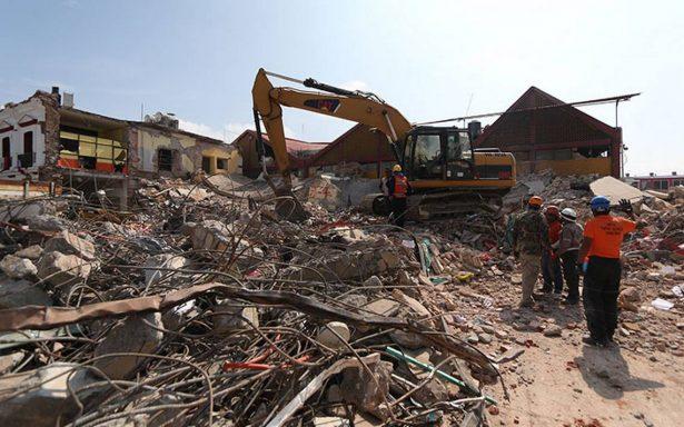 Más que dinero, se necesitan programas de reconstrucción