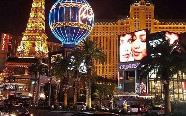 Masacre en Las Vegas, no repercute en México