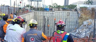Investigan derrumbe en Monterrey; denuncian corrupción en administración panista