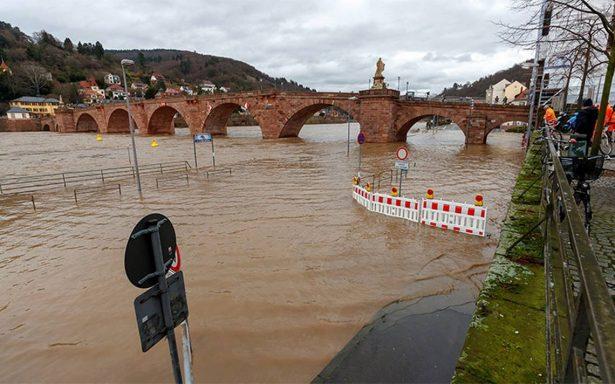 Reportan cinco muertos en Francia por tempestad Eleanor