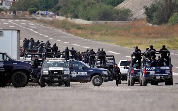 """Chilapa, foco """"muy rojo"""" por violencia"""