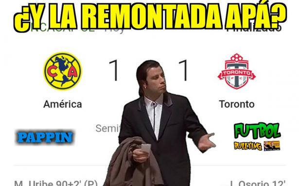 Memes se despiden de la final soñada entre Chivas y América en Concachampions