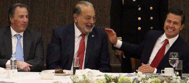 Cultura del pueblo libanés enriquece a México: Peña Nieto