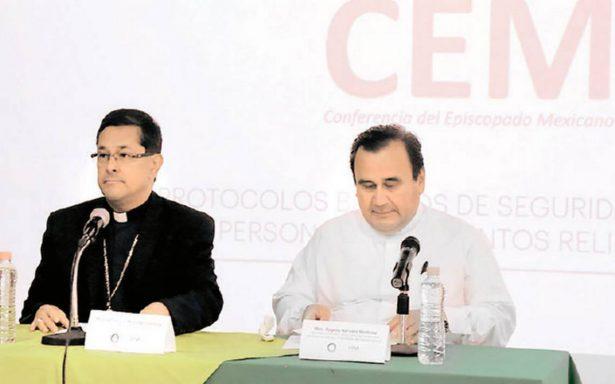 Episcopado se prepara ante clima de violencia; van 25 sacerdotes asesinados