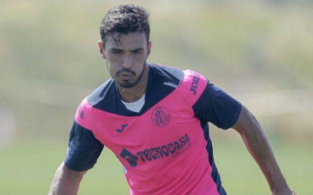 Se terminó el sueño, Getafe hace oficial la salida de Oswaldo Alanís