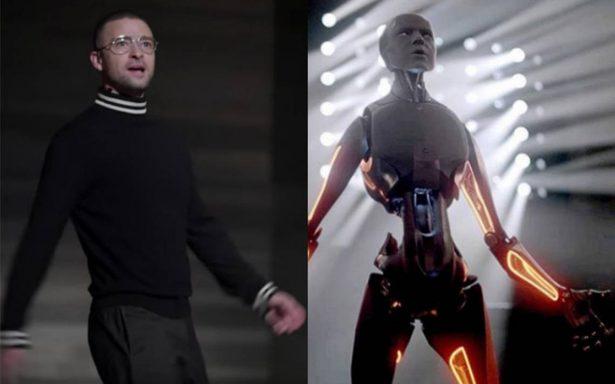 Justin Timberlake regresa más futurista que nunca con su nuevo sencillo 'Filthy'