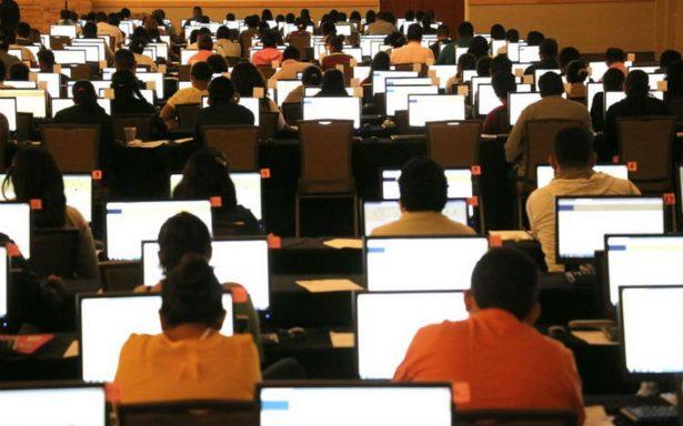 SEP aplica evaluación a maestros de educación Media Superior en Oaxaca