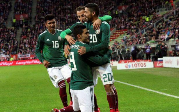 México, último equipo en vencer a Croacia en un Mundial