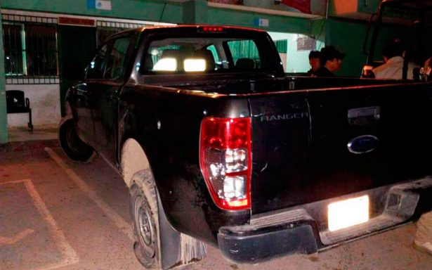 Dos muertos deja ataque al palacio municipal de Atenango del Aire