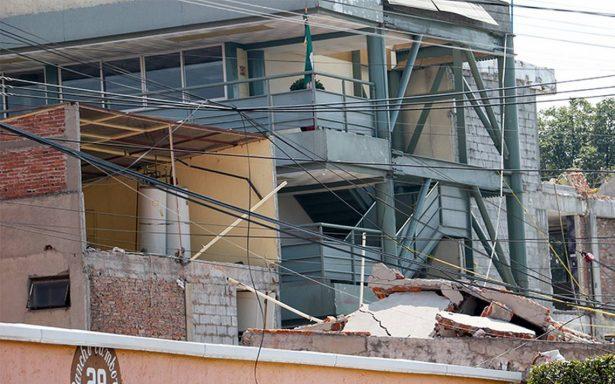 Autoridad debe precisar datos sobre reconstrucción de escuelas: INAI