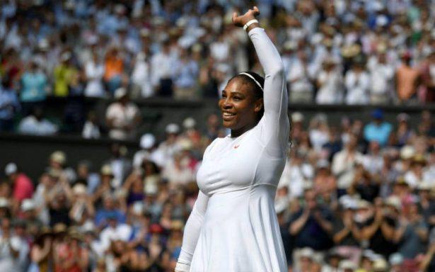 Serena Williams jugará su décima final de Wimbledon