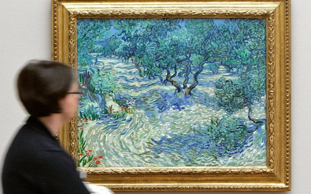 La genialidad de Van Gogh resumida en un saltamontes muerto