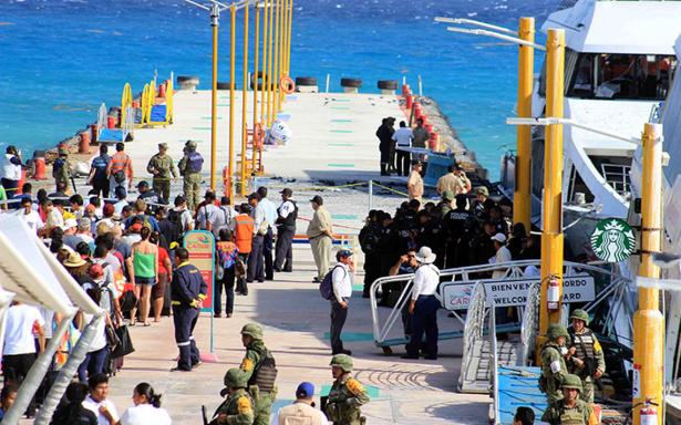 Víctima de explosión de embarcación de Barcos Caribe, sin ayuda médica