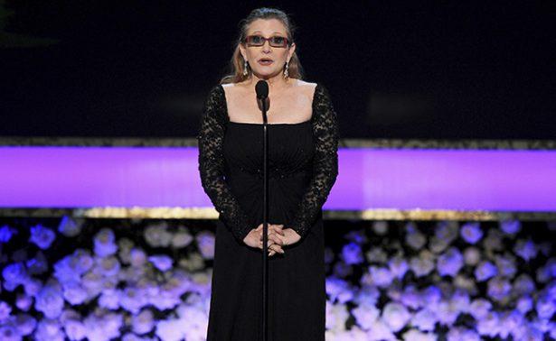 Fans de Carrie Fisher le crean su propia estrella en Hollywood