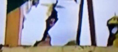[Video ] Supuesto fantasma aparece en el colegio Rébsamen y se vuelve viral