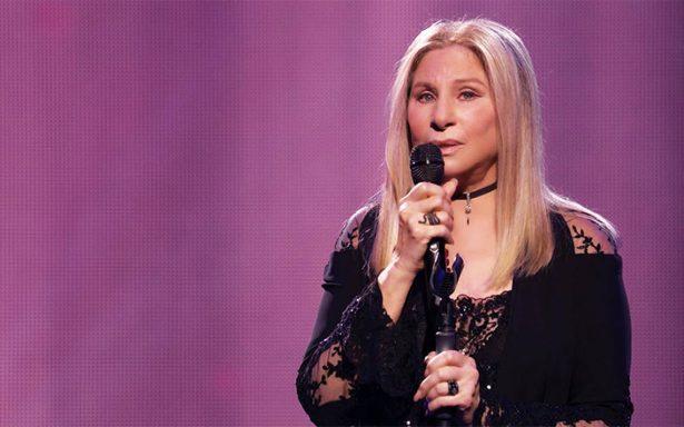 Barbra Streisand confiesa su pánico escénico en especial de Netflix