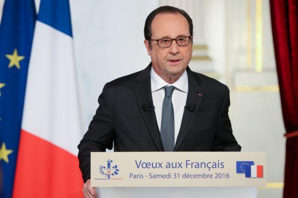 París no permitirá se cuestione acuerdo del cambio climático: Hollande