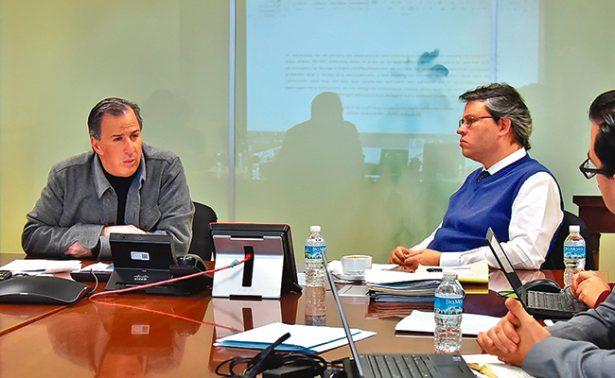 Será transitorio impacto por el alza del dólar y combustibles, confía José Antono Meade