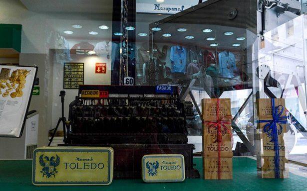 Mazapanes Toledo, toda una herencia milenaria