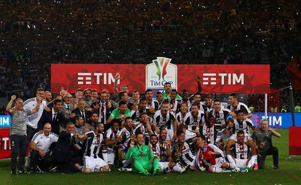 Juventus gana su primer título de la temporada: se lleva Copa Italia