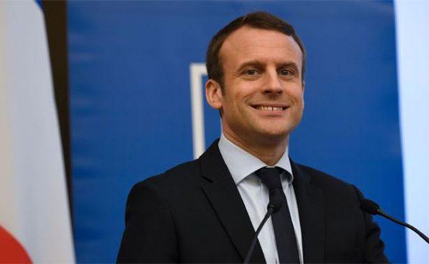 Macron pide a EU y Corea del Norte evitar una escalada de tensión