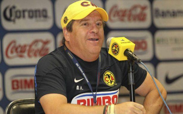 Si América queda fuera de Copa MX es un fracaso: Piojo Herrera
