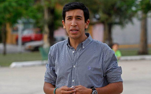 Pedro Kumamoto busca redignificar la política