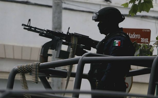 Policía Federal implementa operativo en Tamaulipas